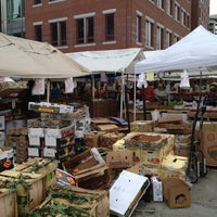 Photo taken at Haymarket Square Farmer's Market by Mike A. on 7/14/2012