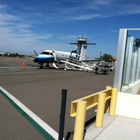 Photo taken at McClellan-Palomar Airport (CLD) by Tina F. on 3/19/2012