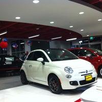 Photo taken at Rairdon's FIAT of Kirkland by Janice L. on 9/8/2012