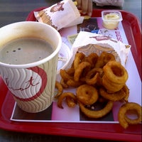 Photo taken at Burger King by Ann A. on 9/7/2012