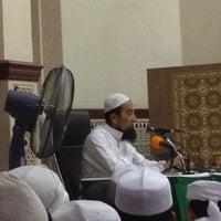 Photo taken at Masjid Al-Ridhuan by Farhan F. on 8/12/2012