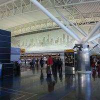 Photo taken at Terminal 8 by Reinhold B. on 8/5/2012