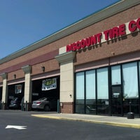Photo taken at Discount Tire® Store by Bob M. on 4/13/2012