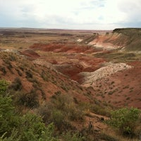Photo taken at Painted Desert by April S. on 7/31/2012