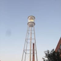 Photo taken at Lucky Strike Water Tower by Jason P. on 9/7/2012