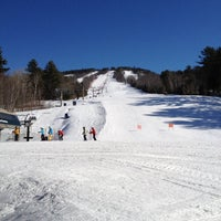 Photo taken at Cranmore Mountain Resort by Heidi B. on 2/10/2012