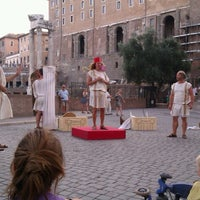 Photo taken at Carcere Mamertino by Martijn F. on 7/27/2012