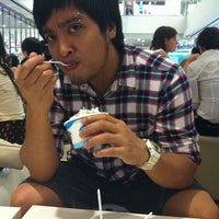 Photo taken at Cold Rock Ice Creamery by Raean R. on 6/1/2012