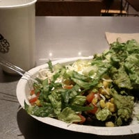 Photo taken at Chipotle Mexican Grill by Chris J. on 7/20/2012