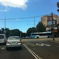 Photo taken at Princes Hwy (Rockdale Plaza Dr) by Susan on 3/20/2012