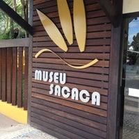 Photo taken at Museu Sacaca by Raphael C. on 8/14/2012