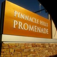 Photo taken at Pinnacle Hills Promenade Mall by Dana N. on 2/25/2012