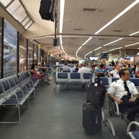 Photo taken at Sala de Embarque by Jefferson C. on 8/21/2012