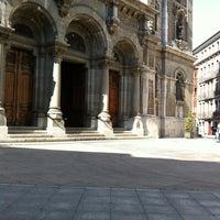 Photo taken at Basílica de San Juan El Real by Moisés C. on 4/9/2012