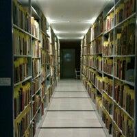 Photo taken at Biblioteca FXC by Juan G. on 9/5/2012