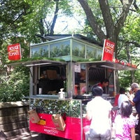 Photo taken at Rouge Tomate Cart by Elizabeth T. on 7/9/2012