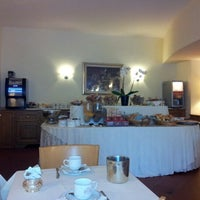 Photo taken at Napoleon Hotel Lucca by Aleksey Z. on 8/20/2012