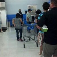 Photo taken at Walmart by Jody S. on 6/18/2012