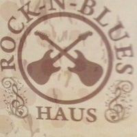 Photo taken at Rock-N-Blues Haus by Barry N. on 8/11/2012