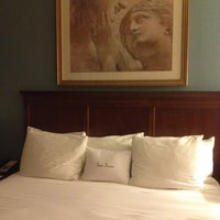 Photo taken at Inn at The Colonnade Baltimore - A DoubleTree by Hilton Hotel by hilary s. on 6/17/2012