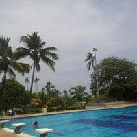 Photo taken at Club Puerto Azul by Reynaldo V. on 3/29/2012