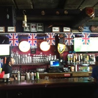 Photo taken at Ye Olde King's Head by Rich V. on 8/19/2012