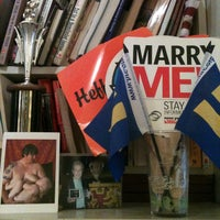Photo taken at Lesbian Herstory Archives by Kate C. on 3/18/2012