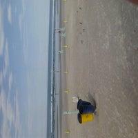 Photo taken at New Smyrna Lifeguard Station by Richard K. on 8/23/2012