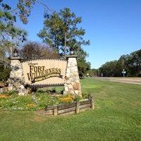 Photo taken at Disney's Fort Wilderness Resort & Campground by Michelle N. on 2/11/2012