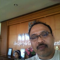 Photo taken at Newstart hotel by dq y. on 8/19/2012