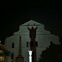 Photo taken at St. Louis Cathedral by Anthony C. on 6/25/2012