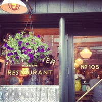 Photo taken at Sweetwater Restaurant by Bastian B. on 4/29/2012