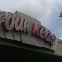 Photo taken at Four Kegs Sports Pub by Joseph A. on 3/18/2012