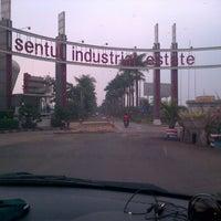Photo taken at Kawasan industri sentul by Sam C. on 7/6/2012