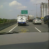 Photo taken at FlyOver ByPass by Leni T. on 4/18/2012