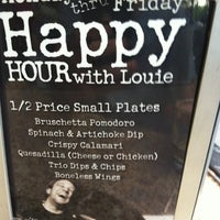 Photo taken at Bar Louie by Andrew B. on 8/20/2012