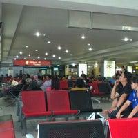 Photo taken at Supadio Airport Gate 1 by Sandi N. on 2/17/2012