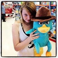 Photo taken at Super Target by Justin H. on 5/26/2012