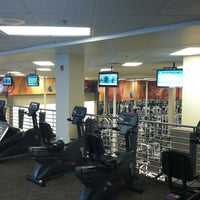 Photo taken at LA Fitness by Jessica M. on 6/29/2012
