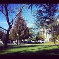 Photo taken at Roxbury Memorial Park by sooz b. on 4/2/2012
