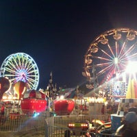 Photo taken at California Mid-State Fair by Anna Z. on 7/22/2012