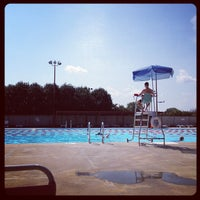 Photo taken at East Potomac Park Pool by Alexander P. on 9/7/2012