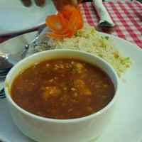 Photo taken at Cool Chef Café by Venkatesh H. on 2/14/2012