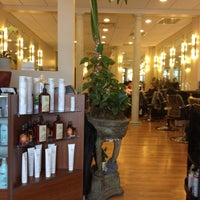 Photo taken at L'Elegance Salon by Jamie F. on 3/14/2012