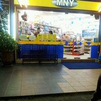 Photo taken at MNY Mega Trading (Alatulis & Fotostat) by Farah M. on 9/9/2012
