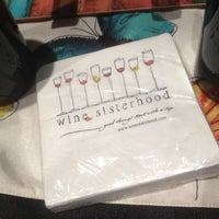 Photo taken at NOWFE Grand Tasting Friday by Wine Sisterhood on 5/25/2012