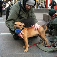Photo taken at #OCCUPYWALLSTREET by justinstoned on 3/12/2012