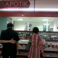 Photo taken at Apotik Melawai by Ade R. on 2/2/2012