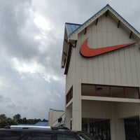 Photo taken at Tanger Outlet Center | Bayside by Michael W. on 8/10/2012