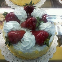 Photo taken at Alfonso's Pastry Shoppe by Michael J. on 6/2/2012